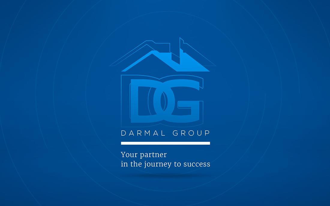 Корпоративная Брошюра для Darmal Group - Студия Дизайна Тесселла