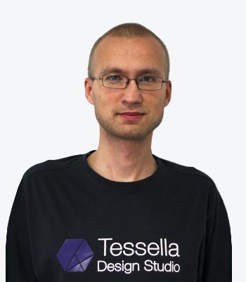 Vadym Rudenko - Content Manager in Tessella Design Studio