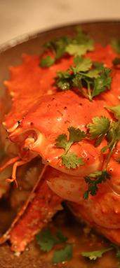 Crab Market Dubai website