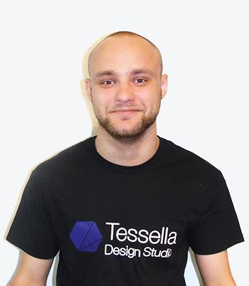 Dmitriy Kaduba - Frontend Developer in Tessella Design Studio