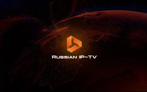 Russian IP-TV Logo - Tessella Design Studio