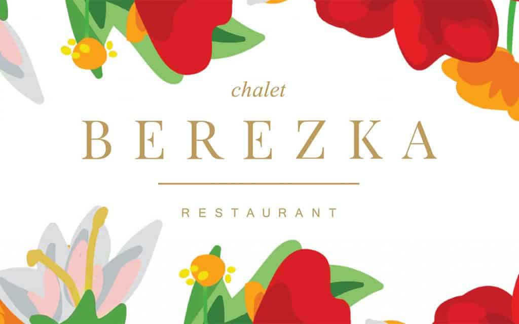 Chalet Berezka Website - Tessella Design Studio, Web Design