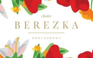 Сайт для Chalet Berezka - Студия Дизайна Тесселла