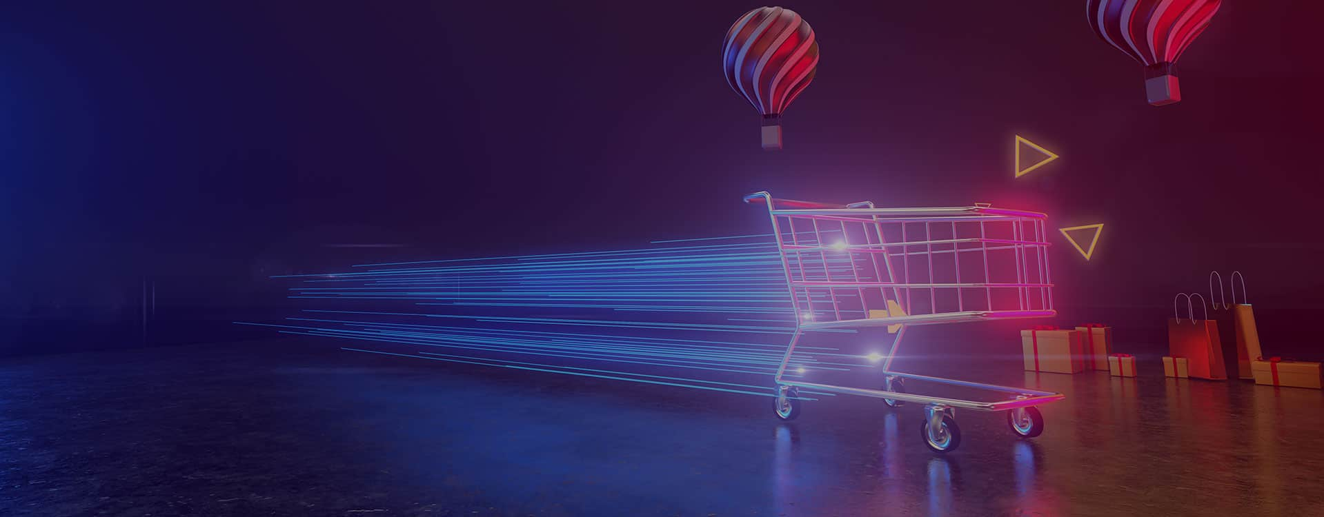 Online Shops Development