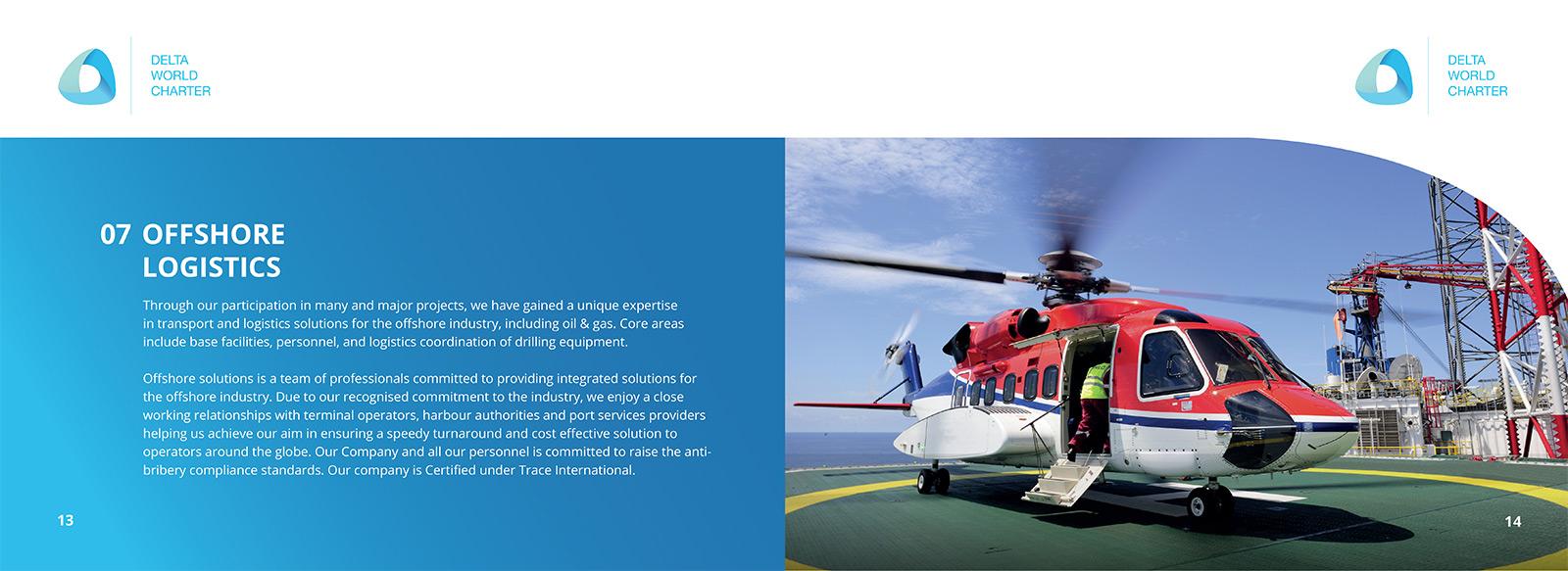 Brochure Design in Dubai