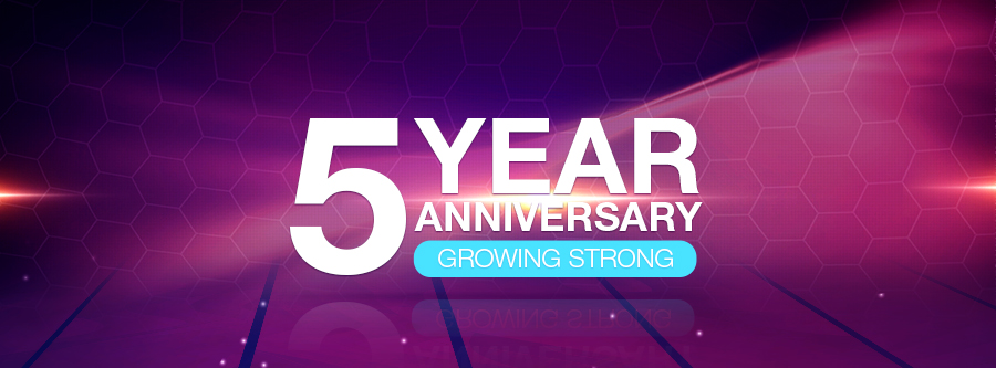 5 Years Anniversary at Tessella - Tessella Design Studio
