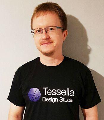 Ivan Shkurin - HTML5 and Flash Animator in Tessella Design Studio