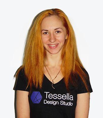 Nadia Shemakina - Operations Manager in Tessella Design Studio