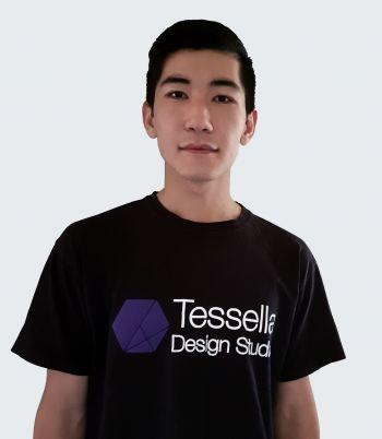 Ruslan Lim - Backend Developer in Tessella Design Studio