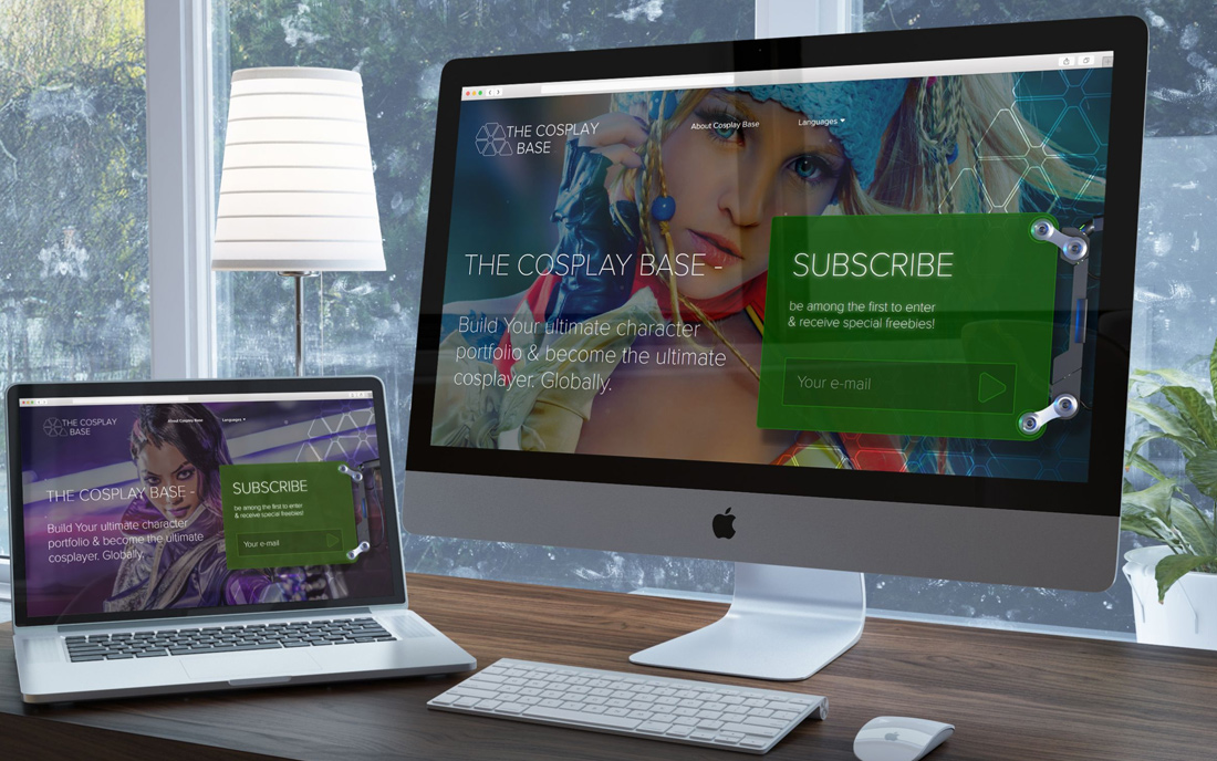 The Cosplay Base - Tessella Design Studio