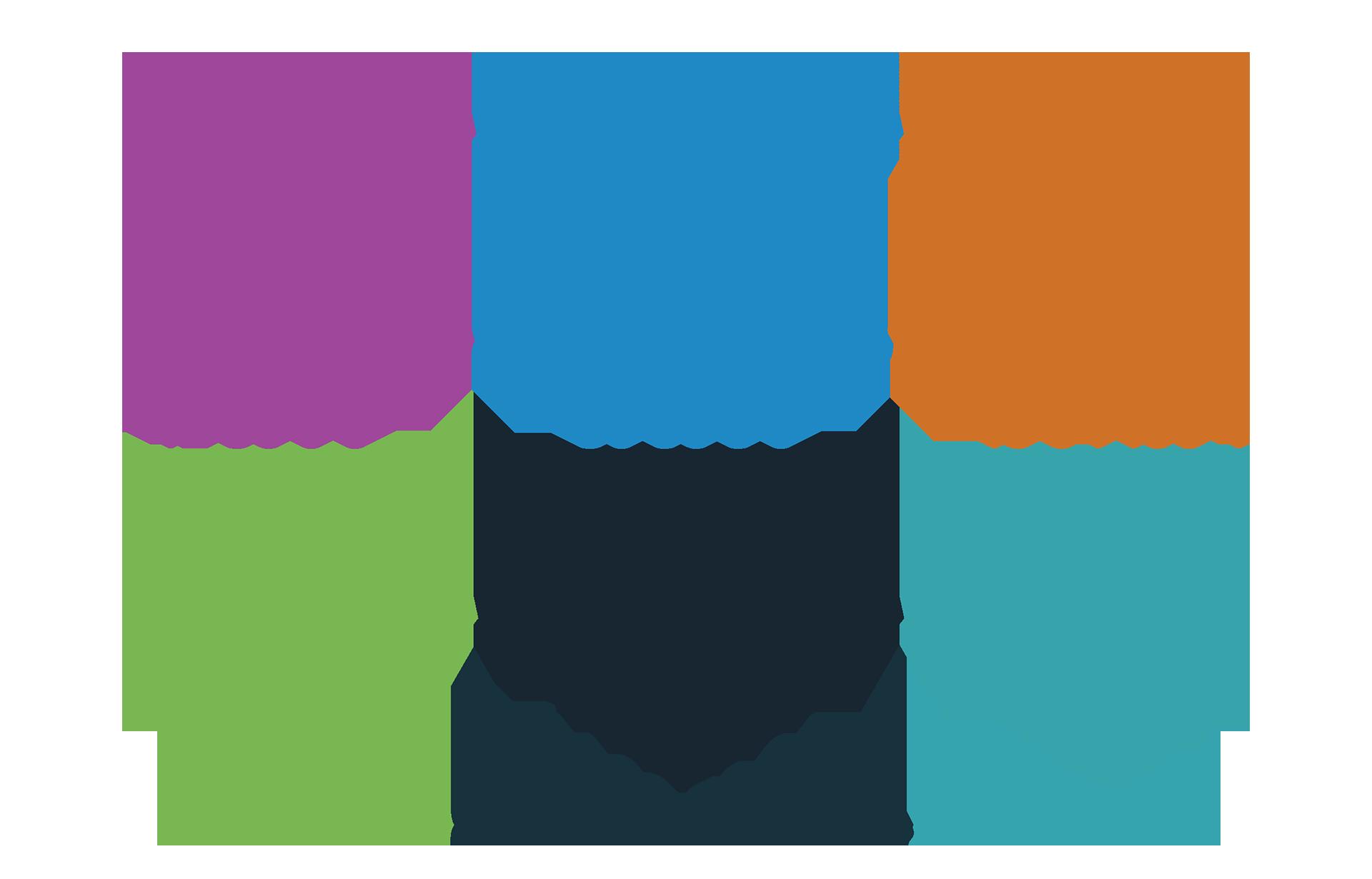 Branding Colors Scheme